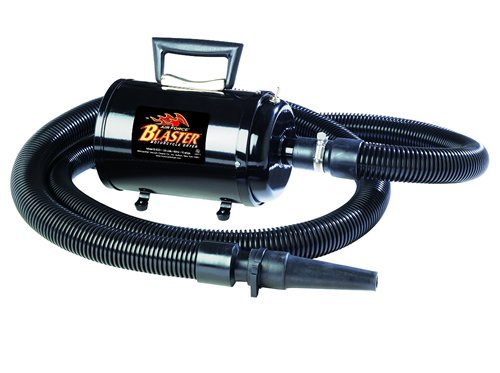 (Metro Vacuum B3-CD Air Force Blaster 10-Amp 4-HP Motorcycle Dryer)