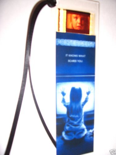 POLTERGEIST ghost movie film cell bookmark memorabilia collectible