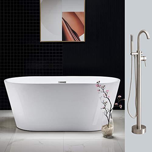 Woodbridge Acrylic Freestanding Bathtub