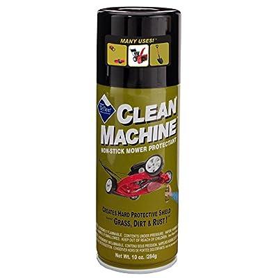 Good Vibrations 130 Clean Machine Nonstick Mower Protectant