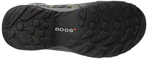 MULTIFLOWER Women's Boot Work Multi Bogs Black Daisy qSUUE
