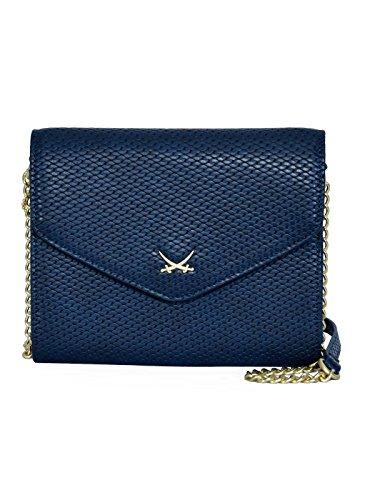 Sansibar Pochette Bleu pour bleu femme pg8qpw