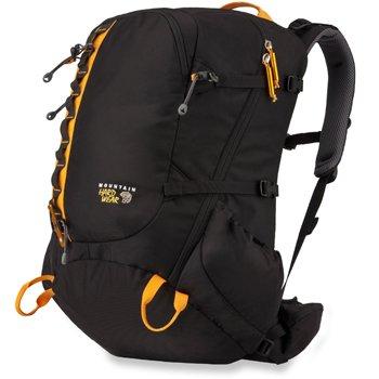 Mountain Hardwear Splitter 38 -Black -M/L, Outdoor Stuffs