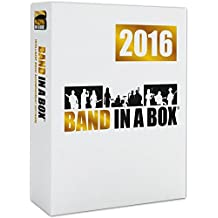 Band-in-a-Box 2016 Pro [Old Version, Mac DVD-ROM]