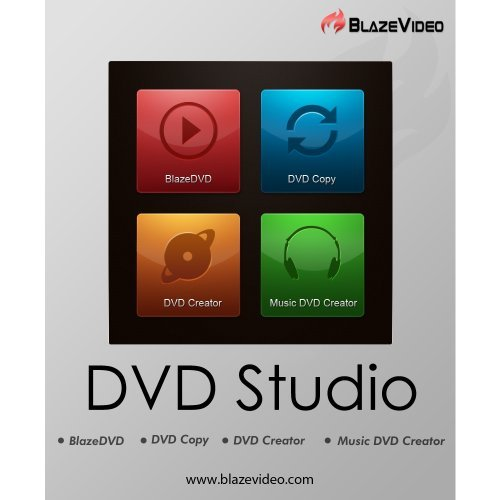BlazeVideo DVD Studio [Download] by BlazeVideo