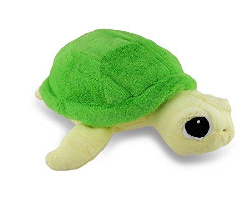 Plush Turtle Design Throw Pillow