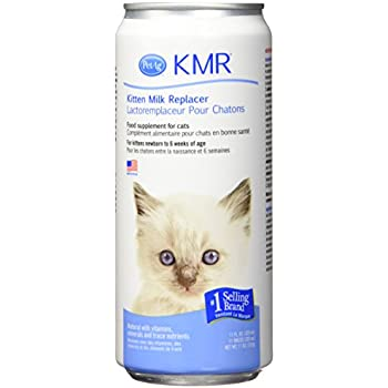 PetAG KMR Liquid Replacer for Kittens & Cats, 11oz Can