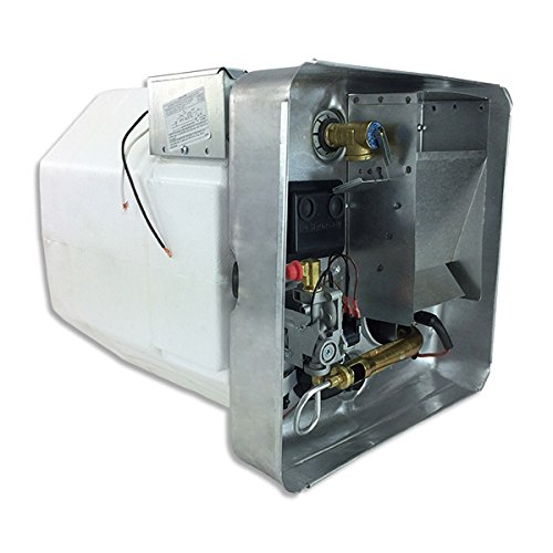 NEW SUBURBAN SW12DE 12 GALLON DSI COMBO GAS & ELECTRIC RV MOTORHOME TRAILER WATER HEATER by Suburban