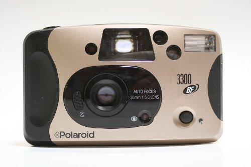 Polaroid 3300BF 35mm Autofocus Camera Kit