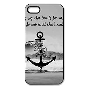 Sleeping with Sirens Iphone 5/5S Case Plastic Back Case for Iphone 5/5S