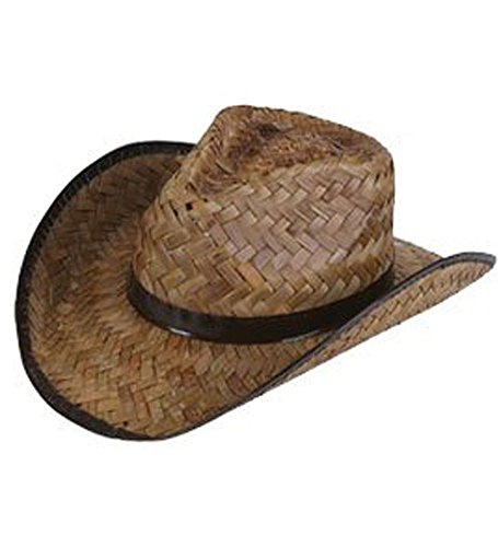 Women's Lone Cowgirl Costumes (Coco Roll Up Cowboy Hat - Classic Coco Roll Up Cowboy Hat)