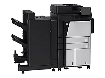 HP LaserJet Enterprise flow MFP M830z - Impresora ...