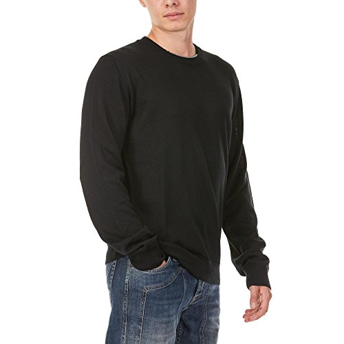 Vergine Trussardi In Black Pullover Lana FqzycfFW1