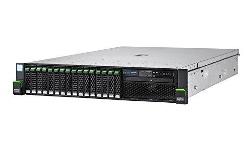 Fujitsu RX2540 M4 - Servidor (1,8 GHz, 4108, 16 GB, DDR4-SDRAM, 800 W, Bastidor (2U))