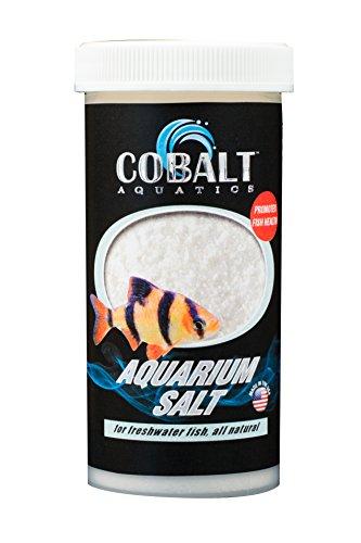 Cobalt Aquatics 23300 Freshwater Aquarium Salt Water Conditioner, 7 Oz