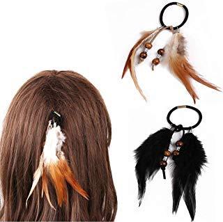 indian hair ties - 1