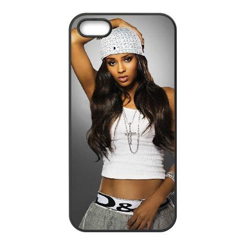 Ciara 006 coque iPhone 4 4S cellulaire cas coque de téléphone cas téléphone cellulaire noir couvercle EEEXLKNBC24242