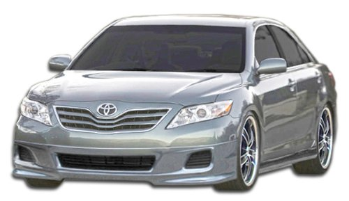 Duraflex ED-ZYJ-371 Racer Side Skirts Rocker Panels - 2 Piece Body Kit - Fits Toyota Camry 2007-2011