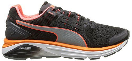 S Ignite Femme Peach quarry De fluo 1000 asphalt Multicolore Puma Speed Chaussures Compétition AgWRqnxSBw