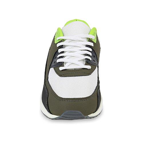 Unisexe De Course Hommes Blanc La Taille Bottes Chaussures Flandell Femmes Sur Vert Sport Paradis AdqHwR64
