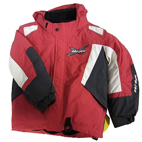 Ski-Doo New OEM Toddler 6T X-Team Rose Snowmobile Jacket Winter Coat Youth Kids