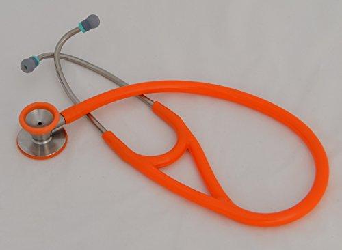 Kila Scopes KL770 Cardiac Dual Head Steel Stethoscope with Bell - ()