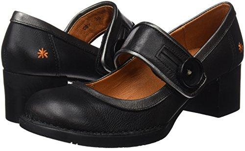 Closed Antracita Black Memphis Antracita Black Black Toe Women''s 0089 Bristol Art Heels qI7Z4waxw