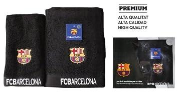b8af49f8d995b FC Barcelona Toalla de baño y juego de toallas de mano (  Amazon ...
