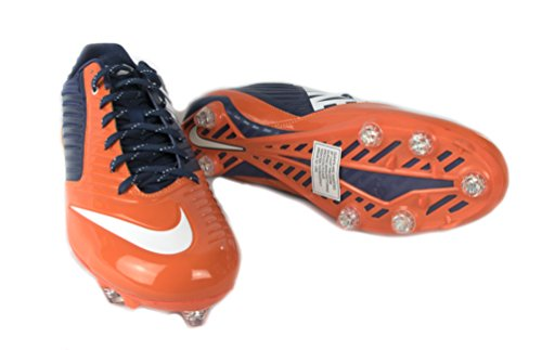 Tacchette Da Calcio Nike Vapor Speed Mid Uomo Arancione / Blu