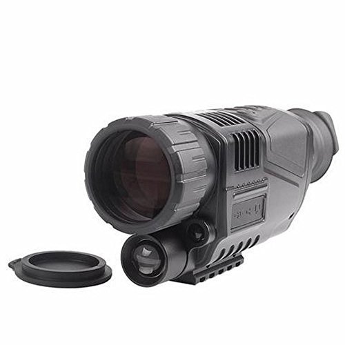 IR Digital Night Vision Monocular 5x Magnification 40mm Objective with Photo Video Function (IR Digital Night Vision Monocular 5x Magnification 40mm Objective with Photo Video Function) by WTS