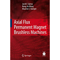 Axial Flux Permanent Magnet Brushless Machines