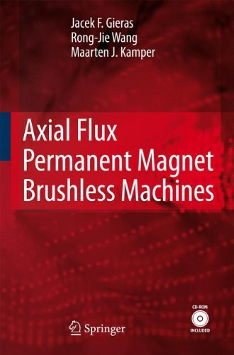 Machine Magnet - Axial Flux Permanent Magnet Brushless Machines