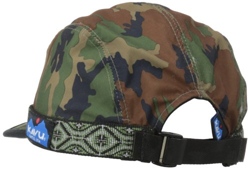 47855136 KAVU Men's Synthetic Strapcap (Webbing strap color/style may vary)