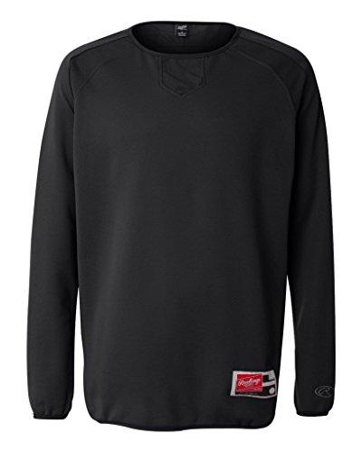 Rawlings Long Sleeve Pullover - 9