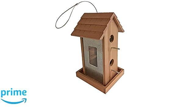 Windhager Comedero para pájaros Country, nido, Incubadora de aves ...