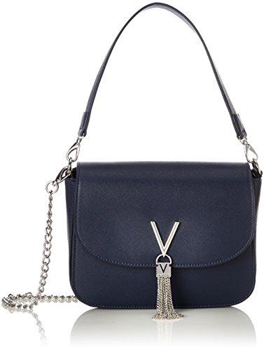 Mario Valentino Women VBS1IJ04 bag Blue Size: UK One Size from VALENTINO by Mario Valentino