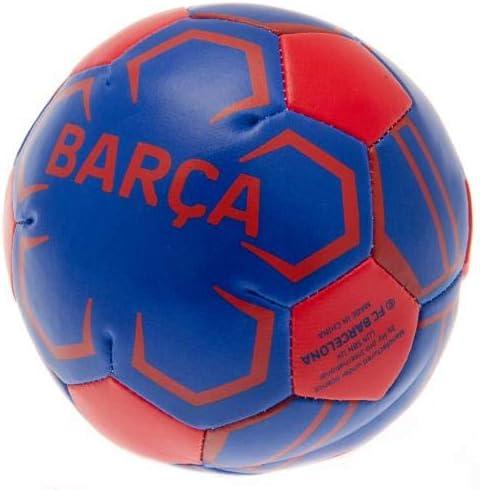 Desconocido F.C. Barcelona - Pelota Blanda de Peluche (10,16 cm ...