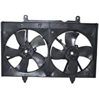 MAPM Premium QUEST 04-09 RADIATOR FAN SHROUD ASSEMBLY, Dual