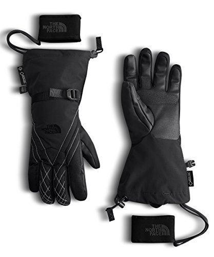 The North Face Montana Gore-Tex Glove - Women's TNF Black Small