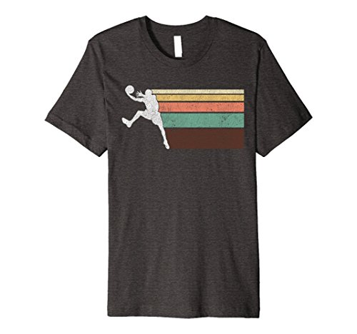 Retro Basketball T-Shirts - 5