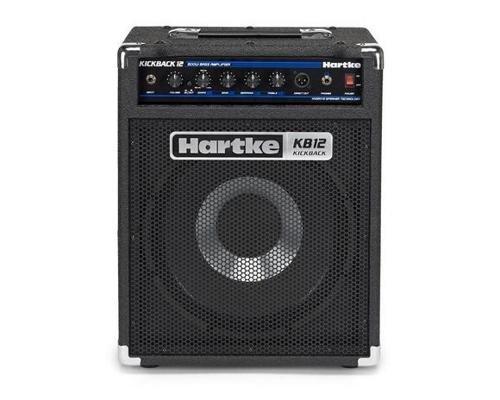Hartke HMKB12 Kickback Bass Combo Amplifier, 1x12''