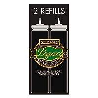 Cork Pops Refill Cartridges - Set of 2