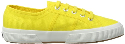 Superga 2750 Cotu Classic, Zapatillas Unisex Amarillo (Sunflower 176)