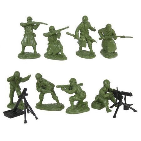 Army Infantry Set - 7