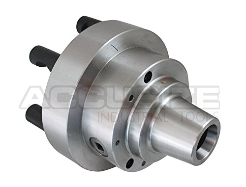 AccusizeTools - 5C, 5'' Collet Chuck with Integral D1-6 Camlock Mounting, 0269-0016