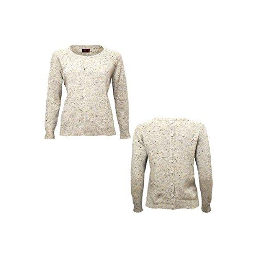 Camisa - Roisin BEIGE-BUTTONED
