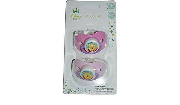 Amazon.com : Disney Baby Winnie the Pooh Soother Dummy 0+ ...