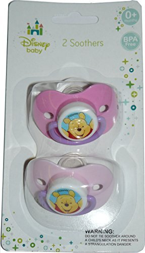Amazon.com : Disney Baby Winnie the Pooh Soother Dummy 0+ ...