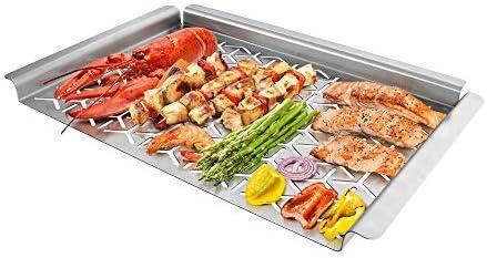 UNICOOK Warp Free Stainless Vegetable Rectangular product image