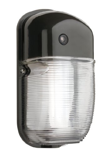 Outdoor Flush Mount Light With Photocell in US - 5
